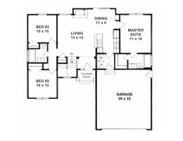 Small house plans under 1100 square feet page 2