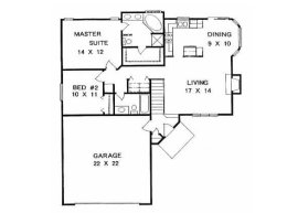 One Story House Plans in addition 2 together with Home Plans With Curb Appeal additionally ourhomedesign together with Open Floor Plans. on bi level duplex plans