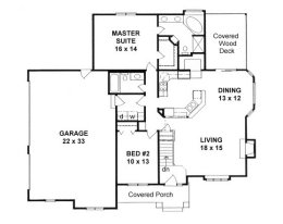 House plans from 1300 to 1400 square feet page 1 for 1400 to 1600 sq ft house plans