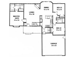 House Plans From 1300 To 1400 Square Feet Page 2