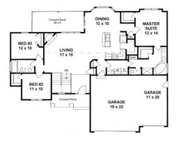 House Plans from 1500 to 1600 square feet | Page 1 on