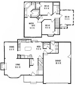House Plans from 1500 to 1600 square feet Page 2