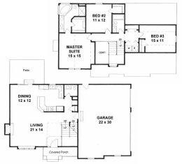 House plans from 1600 to 1800 square feet page 2 for House plans 1600 to 1700 square feet