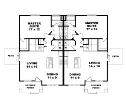 Duplex House Plans | Page 1 on