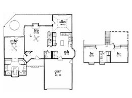 House Plans from 1800 to 2000 square feet | Page 1