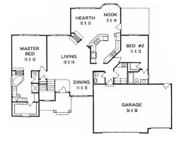 218846863115143806 moreover 1100 also Duplex further 1800 besides 1200. on 1 level house plans 40 x 54 ft